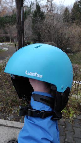 WEDZE Kask narciarski dla dziecka XS 48 cm - 52 cm