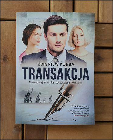 Nowa Książka Transakcja 2016r Zbigniew Korba