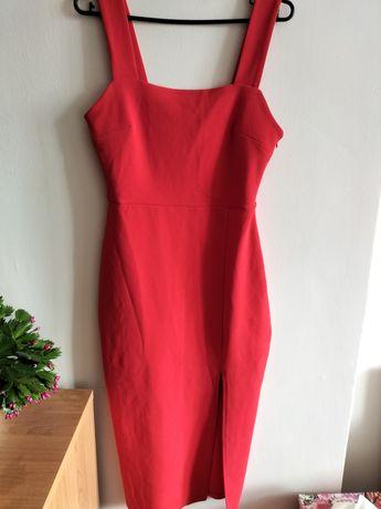 Sukienka nowa czerwona
