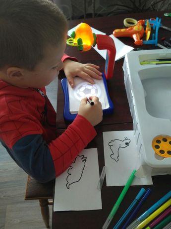 Проектор для малювання