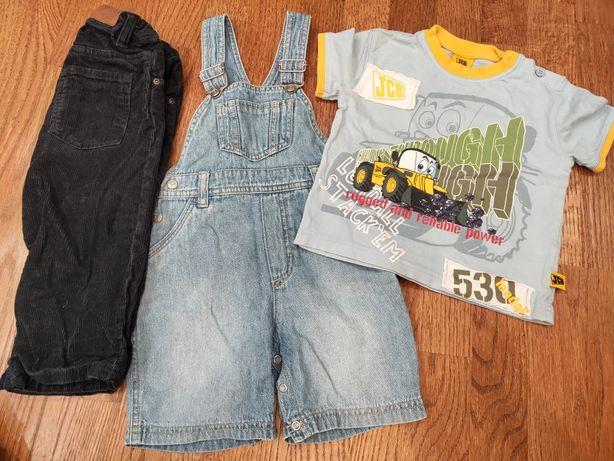 Джинси штани шорти 12-18 лот