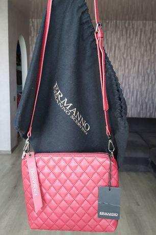 Сумка Ermanno Scervino оригинал Pinko Marc Jacobs Versace Trussardi
