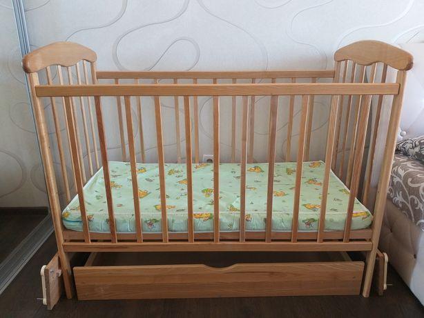 Дитяче ліжко Наталка Детская кроватка