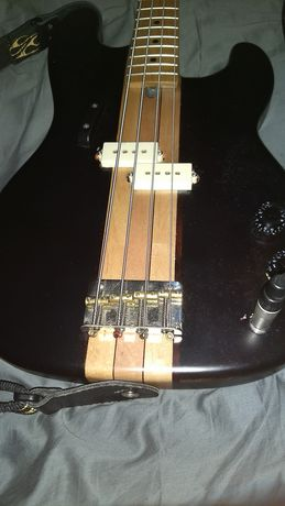 Продам бас гитару Satellite precision bass MIJ 76
