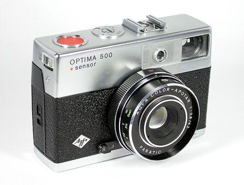 Maquinas fotograficas vintage