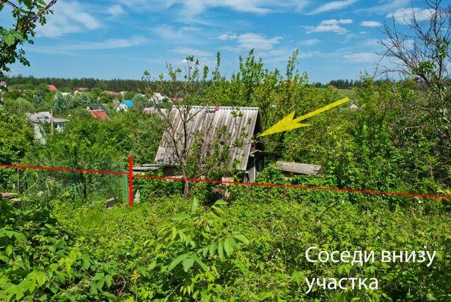 Продам дачный участок под Киевом