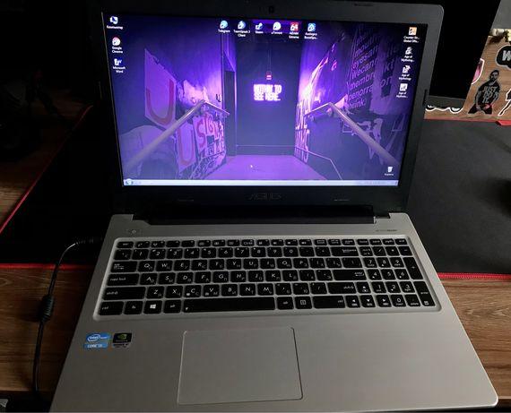 Asus K56CM RAM 8GB/HDD 500GB/Intel Core i3/ GEFORCE 635m 2GB