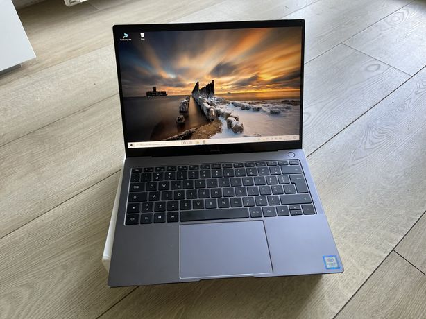 Notebook laptop ultrabook Huawe Matebook X 13,3 i7 8gen 512ssd 8gb