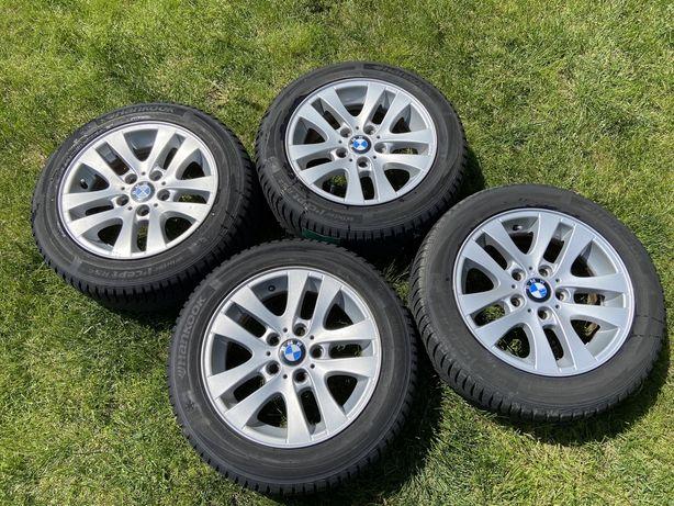 """Koła zimowe BMW seria 3 (E90)! 5x120, 16""""! Ładne opony!"""