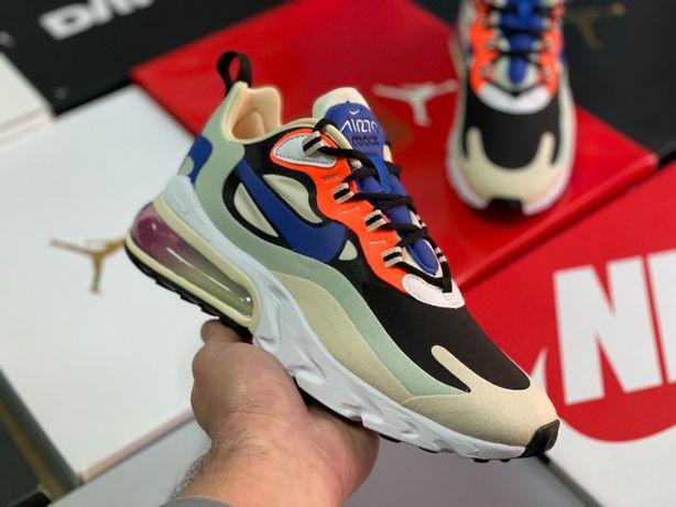 Женские кроссовки Nike Air Max 270 React ОРИГИНАЛ CI3899-200