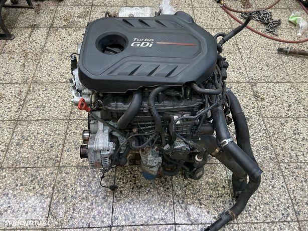 Motor HYUNDAI KIA i30 2.0L 275 CV - G4KH