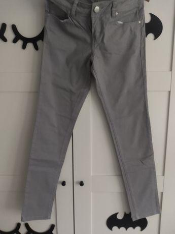 Spodnie damskie szare S wysyłka 1 zł