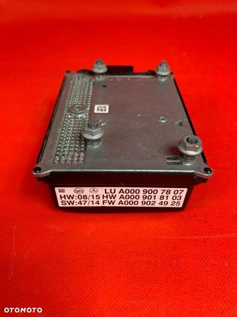 MERCEDES DISTRONIC RADAR A0009007807 FV