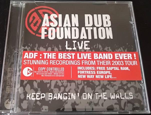 Asian Dub Foudation - Keep Bangin' On The Walls