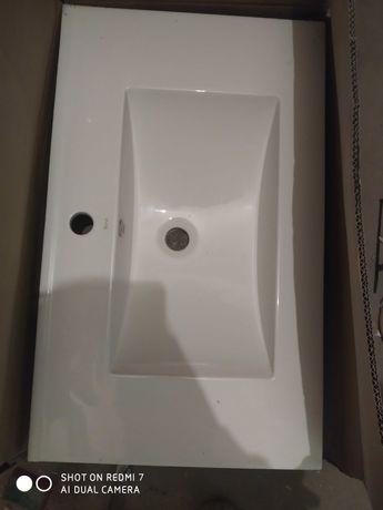 Umywalka i bateria