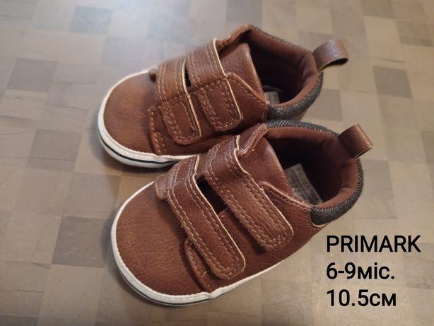 Пінетки фірми PRIMARK пинетки обувь взуття