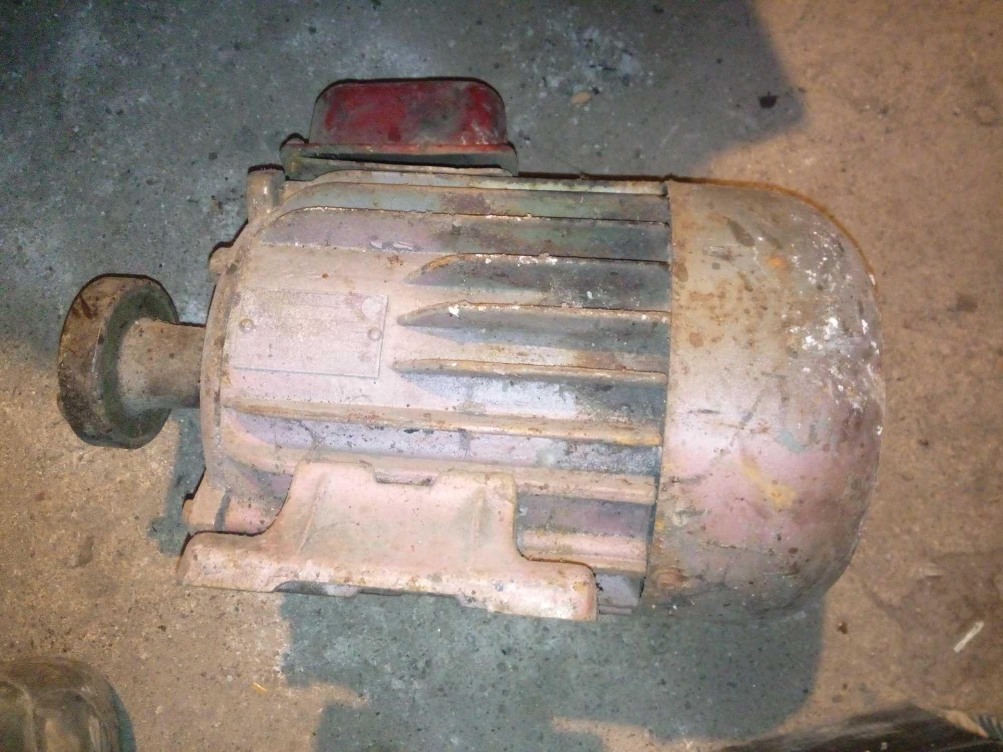 Silnik elektryczny 3-fazowy