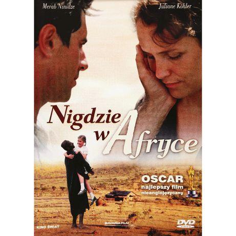 DVD Nigdzie W Afryce