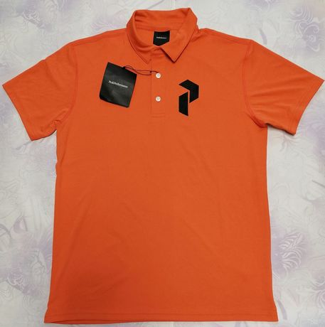 Koszulka polo Peak Performance rozmiar M