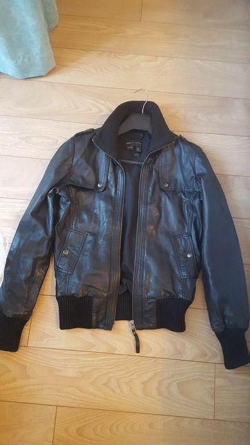 Кожанная куртка MANCO