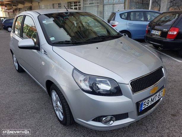 Chevrolet Aveo 1.2 LS Bi-Fuel