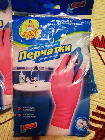 Перчатки резиновые Перчатки Фрекен Бок