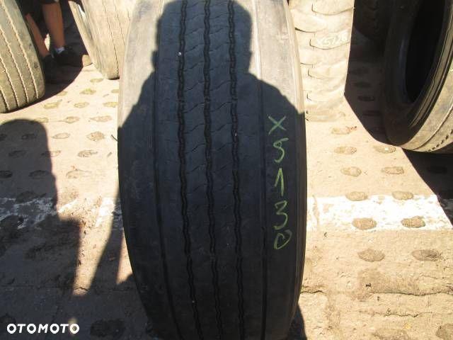 385/65R22.5 Bridgestone Opona ciężarowa R-STEER 001 EVO Przednia 8.5 mm Ksawerów - image 1