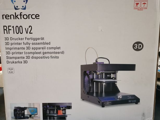 Drukarka 3D Renkforce RF100 v2