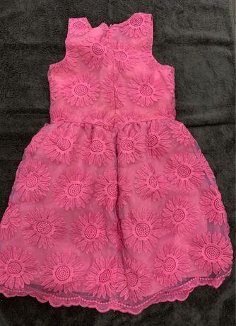 Нарядное платье Guess для модницы 10-12лет