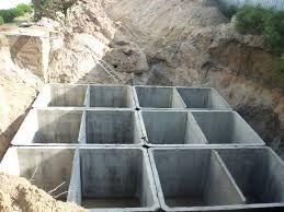 Zbiornik betonowy ,solidny, szczelny 13m3- MASYWNE na gnojowice szambo
