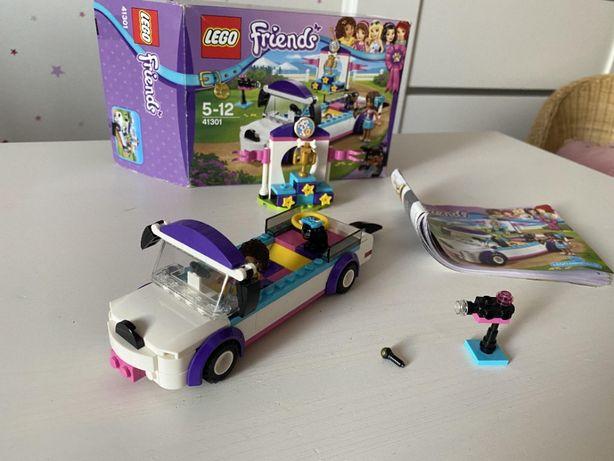 Lego friends 41301 Parada piesków, super stan, opakowanie, cena, instr