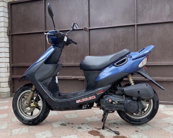 Скутер Suzuki ZZ sport