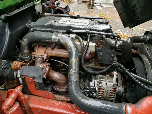 Silnik Iveco 75E17 TECTOR