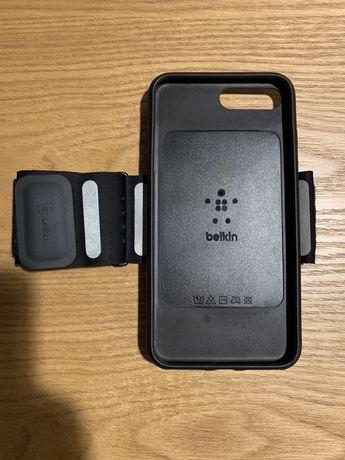 Opaska do biegania na ramię Belkin do iPhone 8 Plus 7 Plus