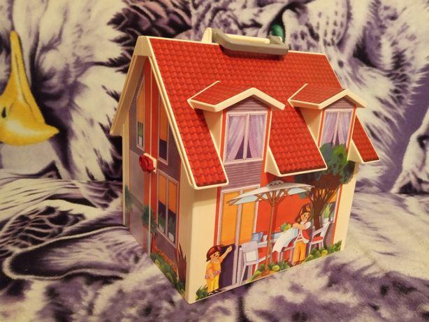 Przenosny domek Playmobile