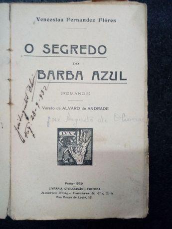 O segredo do barba azul 1929