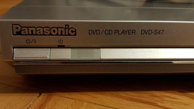 Odtwarzacz DVD-S47 Panasonic