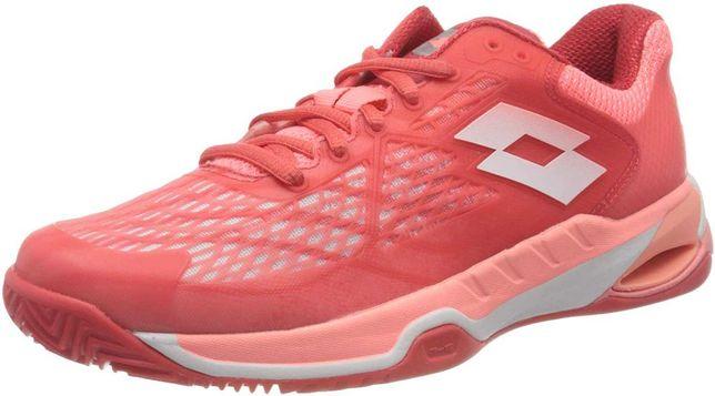 OKAZJA ! Damskie buty tenisowe Lotto Mirage 100 Clay Woman rozm. 42
