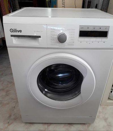 Máquina de lavar roupa Qilive