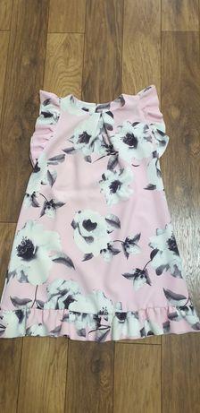 Sukienka w rozmiarze 140