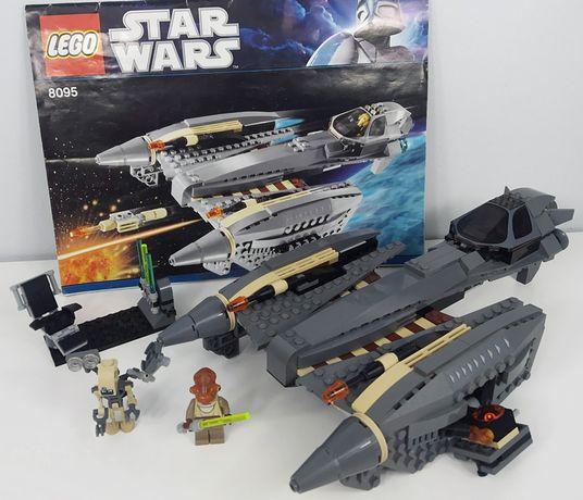 Lego STAR WARS 8095 General Grievous' Starfighter zestaw