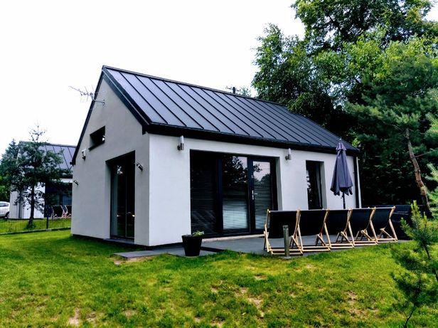 Domek Dom 7os Nowy Ogrodzony Domki Całoroczne Las Rzeka Noclegi