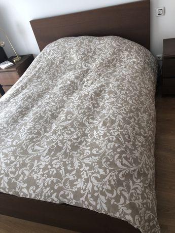 Cama de casal MALM IKEA