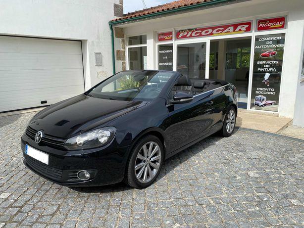 Volkswagen Golf TDi Cabrio FULL EXTRAS
