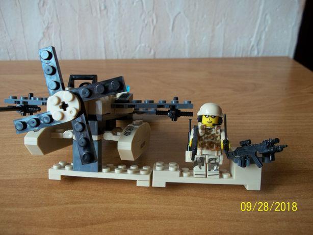 Klocki - samolot ( nie Lego )