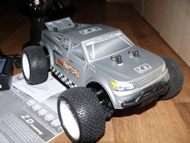 Машинка трагги радиоуправляемая ZD Racing TX-16, 4х4, скорость 50км/ч