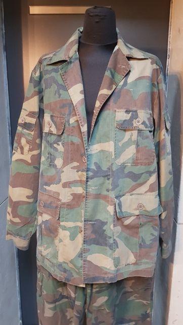 Spodnie+ bluza moro komplet roz XXL- XXXL