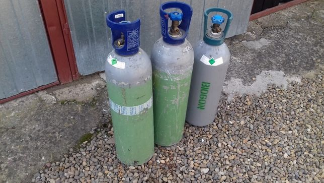 Butla CO2 6kg / 10kg