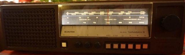 Radio Unitra R-510 Taraban 3 antyk zabytek kolekcjonerskie stare prl