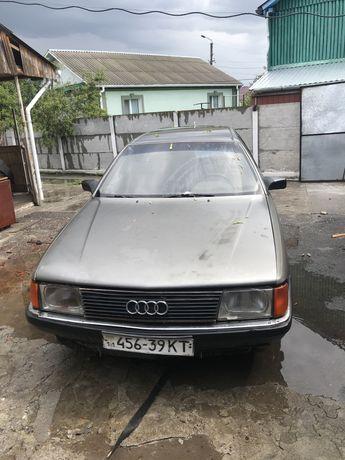 Audi 100 по запчастинам є все